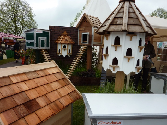 The malvern show 2010 the enduring gardener Make your own hen house