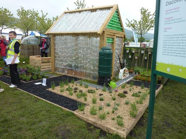The malvern show 2010 the enduring gardener for Garden designs for schools