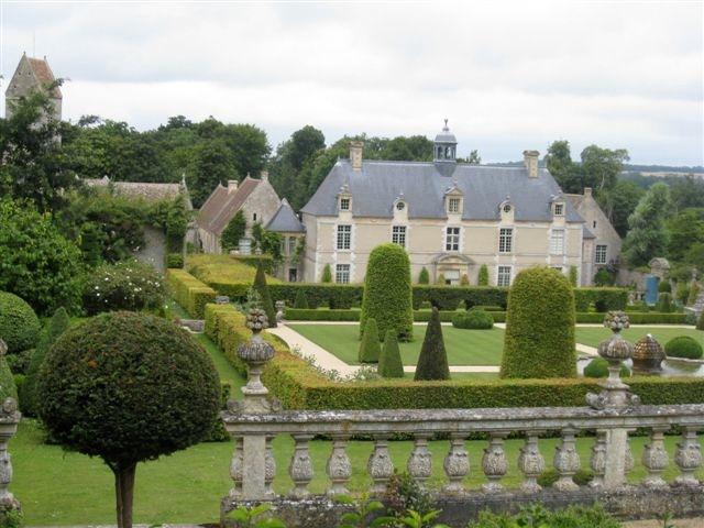 Chateaau de Brecy