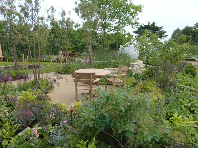 Comabat Stress Garden