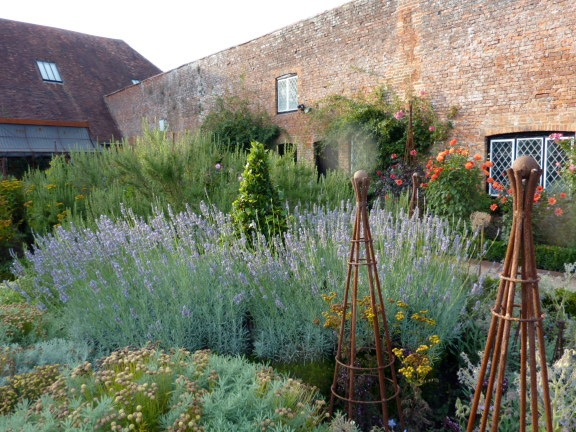 Walled Garden at Cowdray