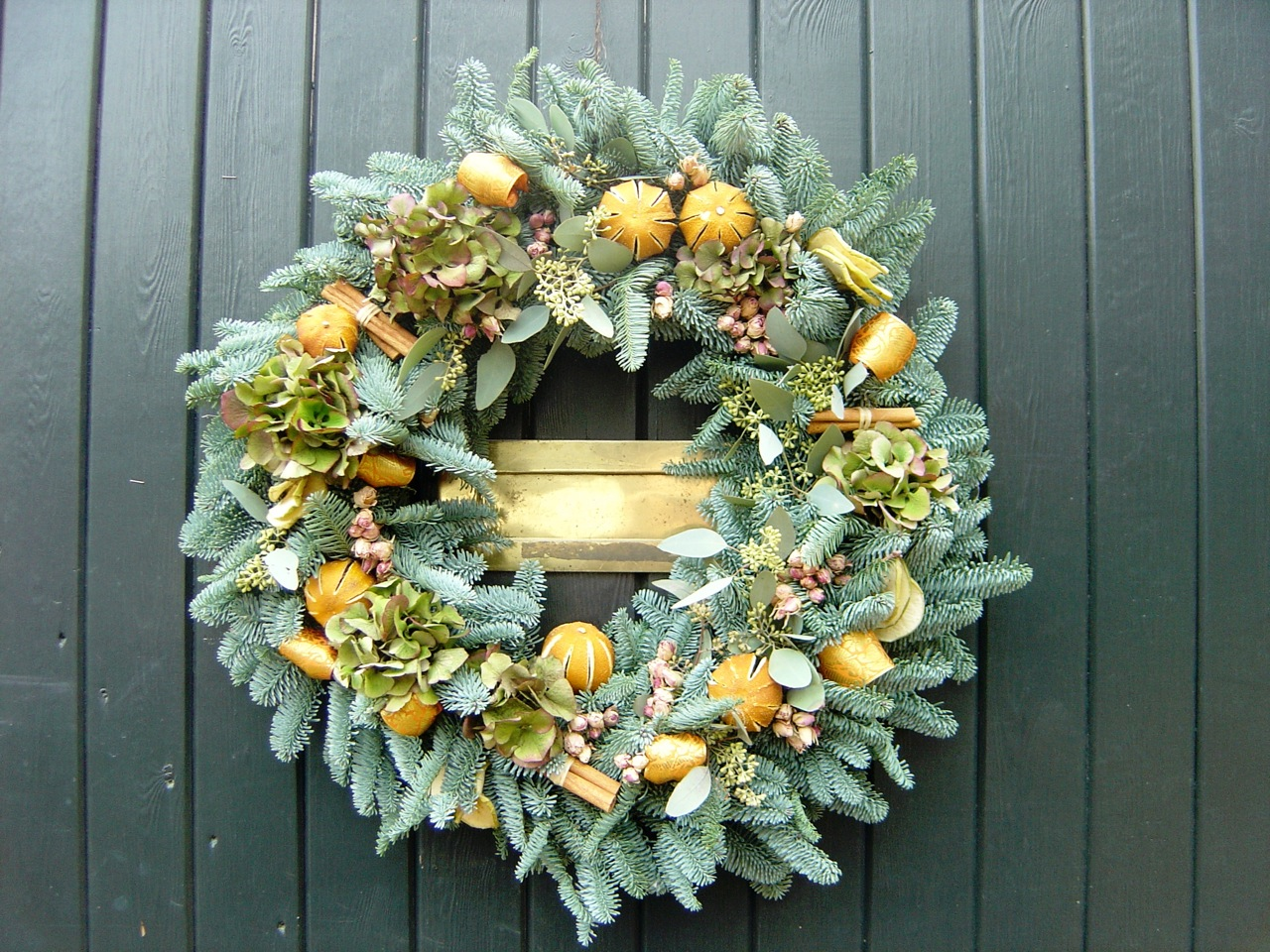 Christmas wreath the enduring gardener Christmas wreaths to make