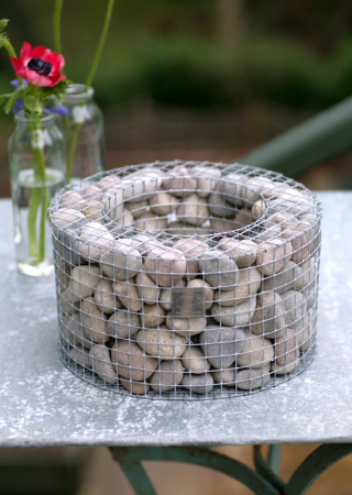gabion planters in other shapes