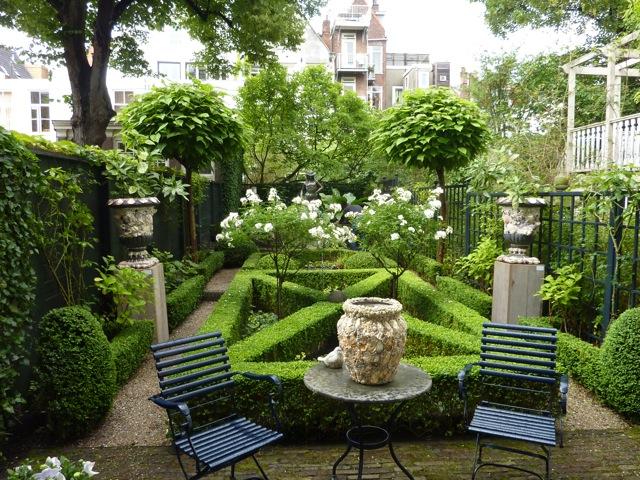 one of amsterdams hidden gardens - Amsterdam Garden