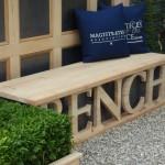 funky-wooden-garden-bench