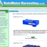 underground water storage