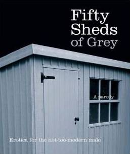 50 sheds of grey - funny book