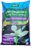 bag of john Innes compost