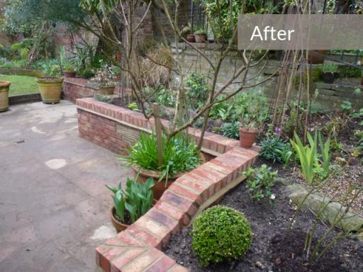 A garden re design the enduring gardener for Redesign my garden