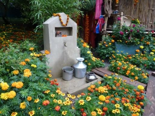 rainwater harvesting jar