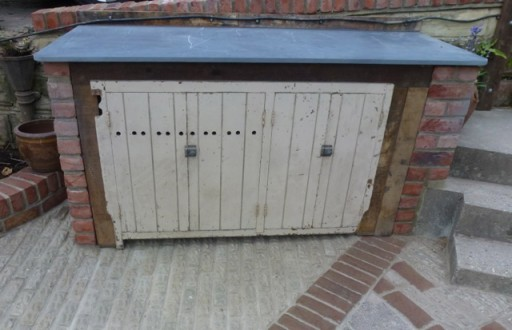 purpose built garden storage