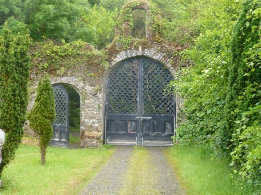 Walled Garden Gates