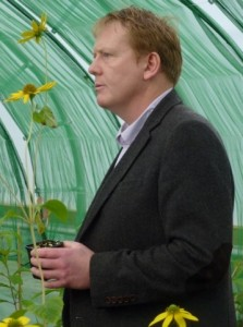 tom mitchell of evolution plants