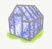 small cold greenhouse