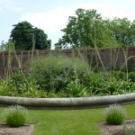 Tidy Goings-On in the Walled Garden