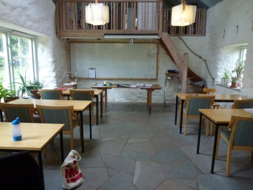 classroom at Capella Gardens
