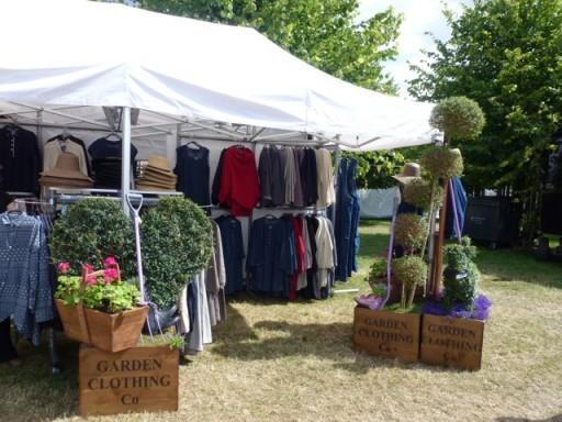 kariku clothing at Hampton Court