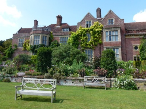 A view of Glyndebourne