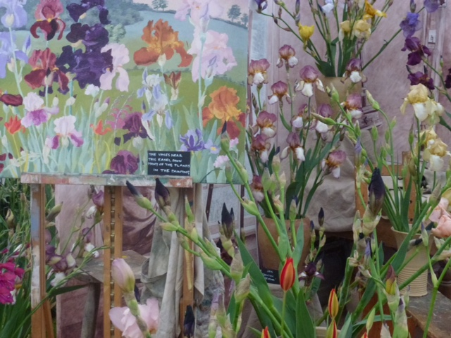 sarah cook stand at chelsea 2015