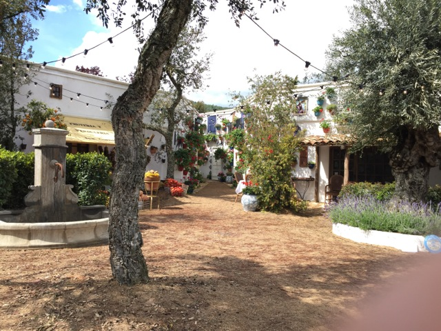 spanish garden malvern