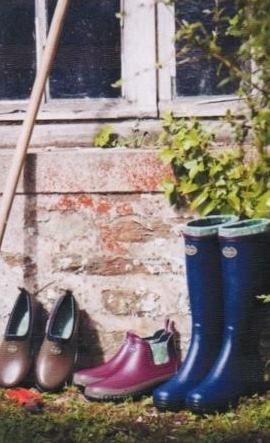 chameau wellies and shoes