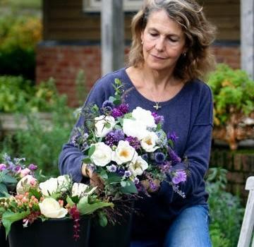 Rosebie Morton knows her Roses