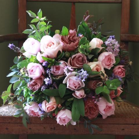 bouquet by Rosebie Morton