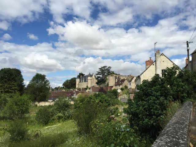 Chateau de Montresor and its ruined gatehouse