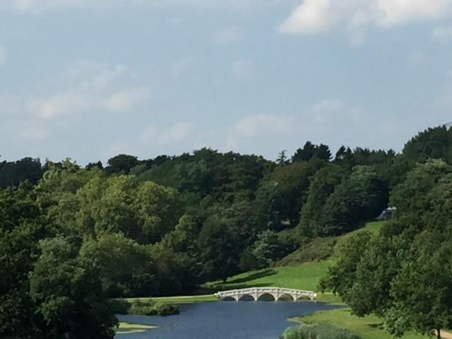 bridge at Painshill Gardens