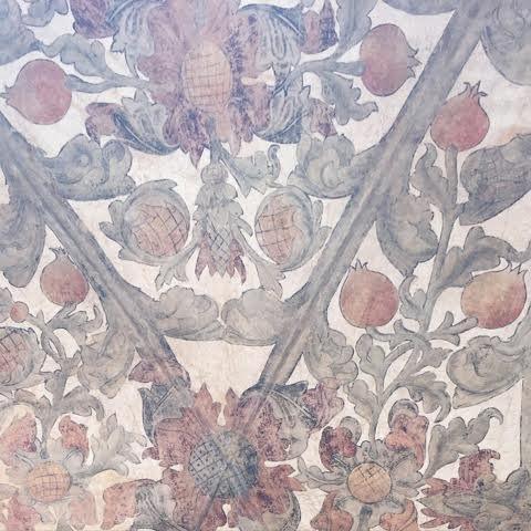 botanical frescoes
