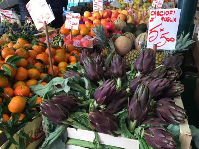 home grown market produce