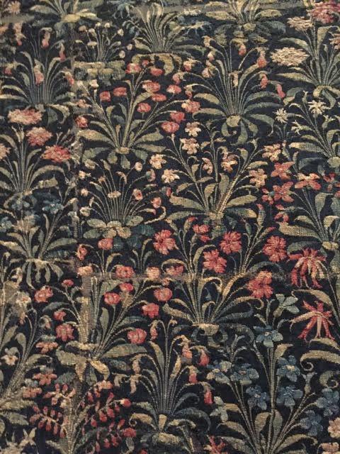 millefleurs tapestry