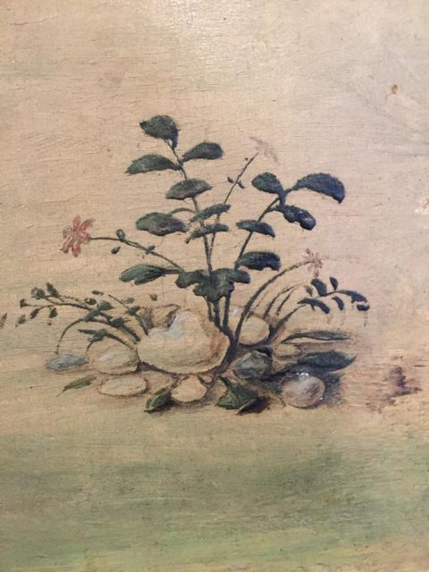 plant painting in Academia