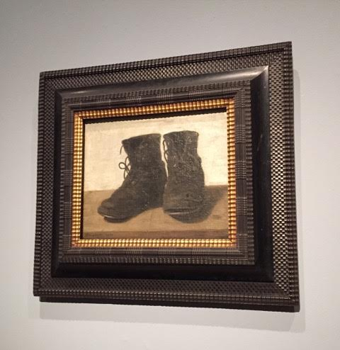 Gertrude Jekyll's Boots by William Nicholson