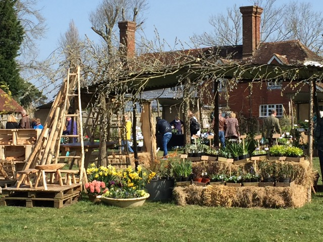 plant fair at great dixter