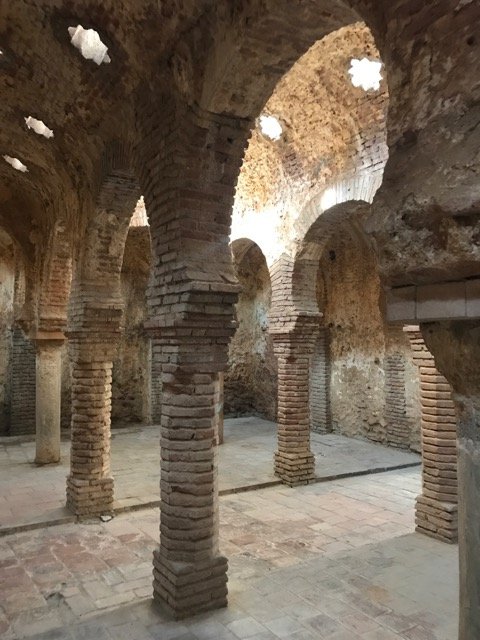 Moorish baths