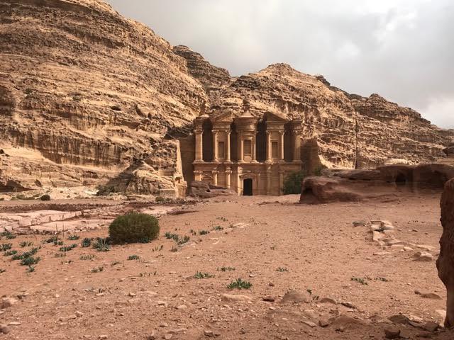 Jordan Monastery
