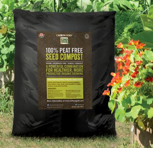 carbon gold compost