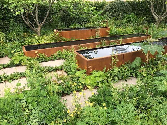 James Alexander Sinlcair, Sound Garden