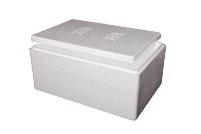 polystyrene fish box