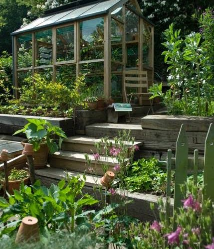 Potager Garden Blogs: The Enduring Gardener